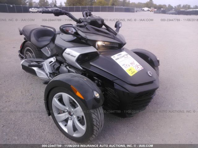 click here to view 2015 CAN-AM SPYDER ROADSTER at IBIDSAFELY
