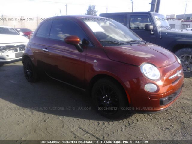 2013 FIAT 500 - Small image. Stock# 23449752