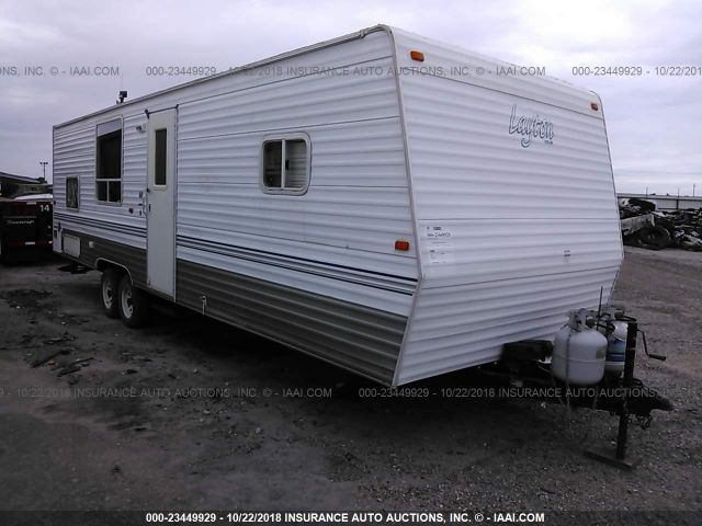 click here to view 2006 LAYTO 32 FT. TRAILER at IBIDSAFELY
