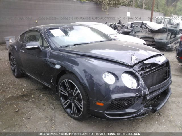click here to view 2016 BENTLEY CONTINENTAL at IBIDSAFELY