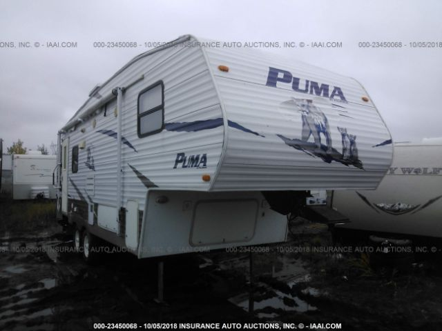click here to view 2007 PUMA PALOMINO 27 at IBIDSAFELY