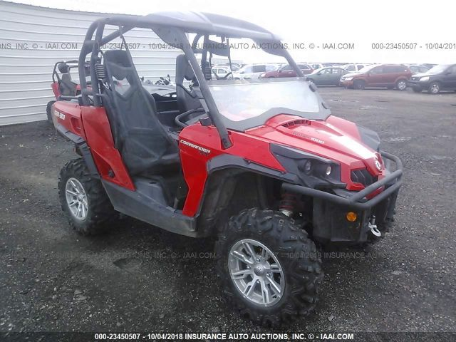 click here to view 2012 CAN-AM COMMANDER at IBIDSAFELY