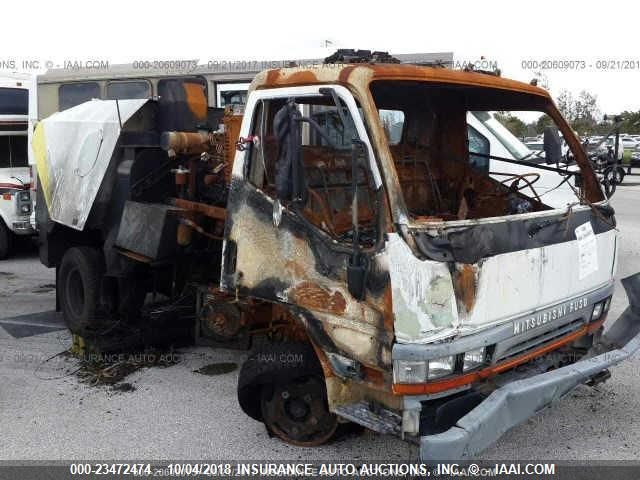 click here to view 2002 MITSUBISHI FUSO TRUCK FE at IBIDSAFELY