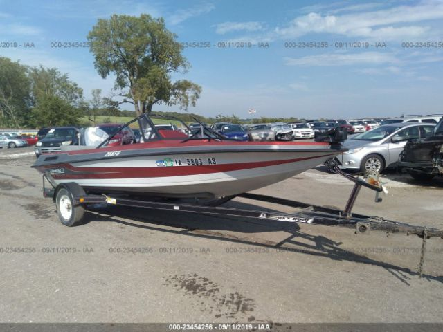 1988 STRATOS BOATS 266FS - Small image. Stock# 23454256