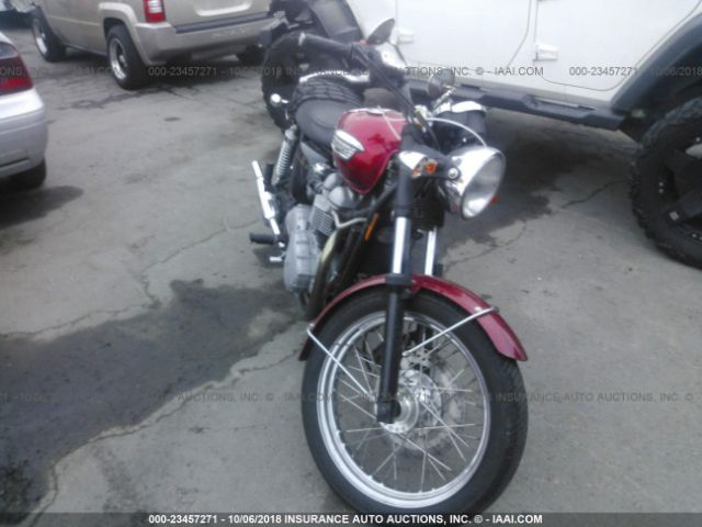 click here to view 2003 TRIUMPH MOTORCYCLE BONNEVILLE at IBIDSAFELY