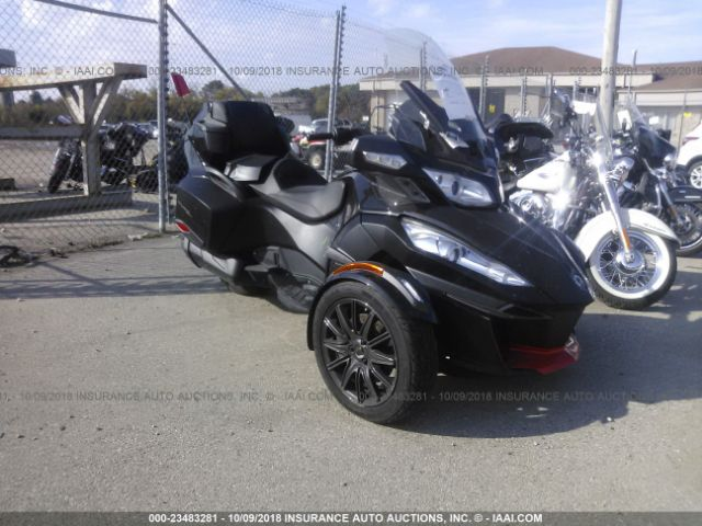 click here to view 2016 CAN-AM SPYDER ROADSTER at IBIDSAFELY