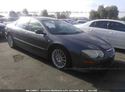 Salvage 2004 CHRYSLER 300M for sale