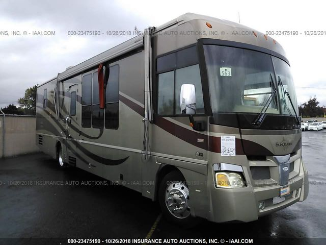 click here to view 2005 WORKHORSE CUSTOM CHASSIS MOTORHOME CHASSIS at IBIDSAFELY