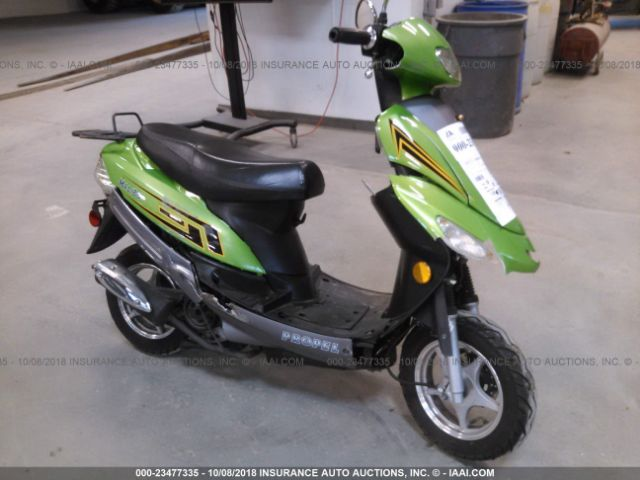 2015 YIBEN SCOOTER - Small image. Stock# 23477335
