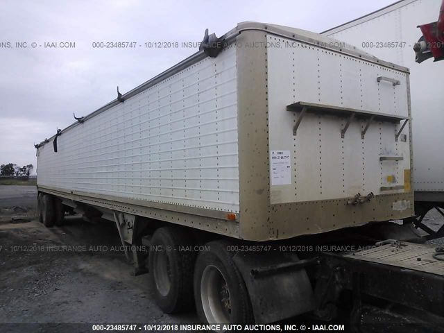 1990 WILSON TRAILER CO GRAIN - Small image. Stock# 23485747