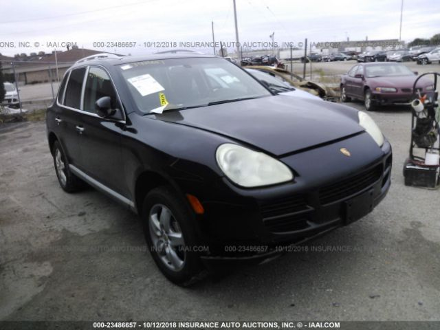 click here to view 2006 PORSCHE CAYENNE at IBIDSAFELY