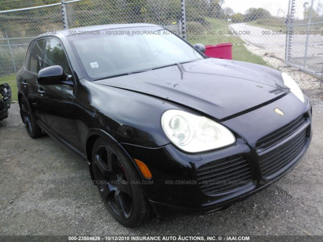 click here to view 2005 Porsche Cayenne at IBIDSAFELY