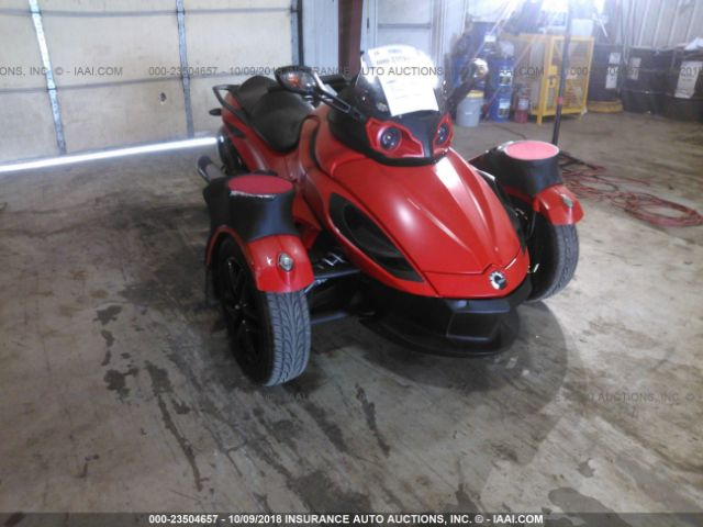click here to view 2008 CAN-AM SPYDER ROADSTER at IBIDSAFELY