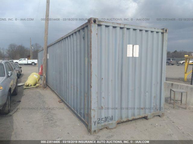 2000 CONNEX BOX - Small image. Stock# 23514406