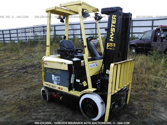 click here to view 2006 HYSTER FORKLIFT at IBIDSAFELY