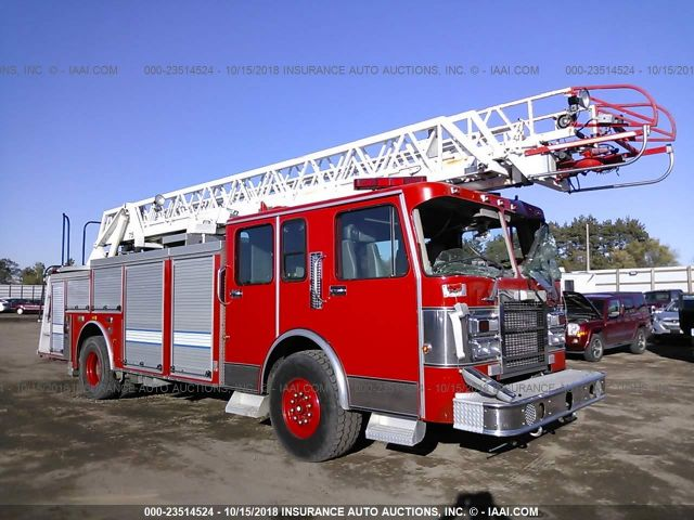 click here to view 1996 SPARTAN MOTORS FIRETRUCK at IBIDSAFELY