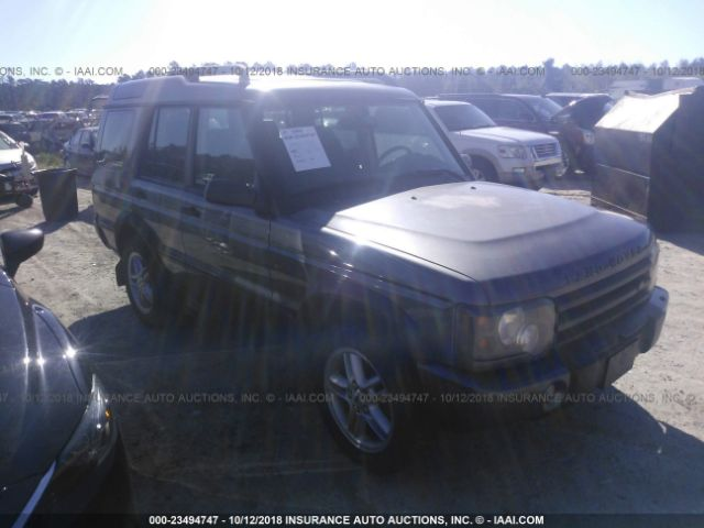 click here to view 2004 LAND ROVER DISCOVERY II at IBIDSAFELY