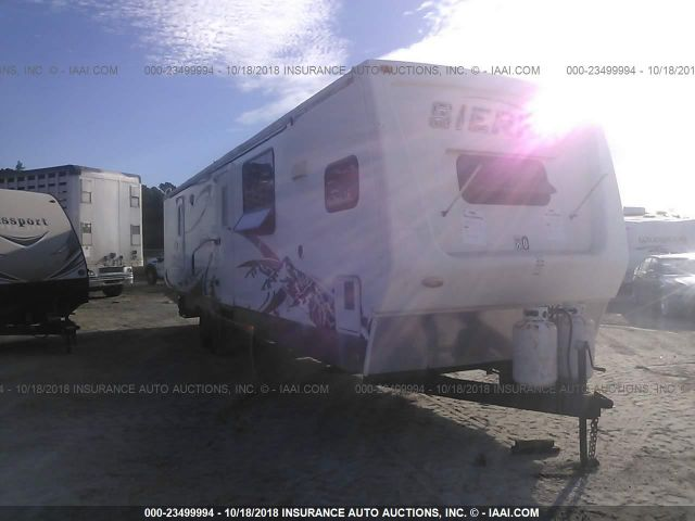 click here to view 2008 FOREST RIVER SIERRA at IBIDSAFELY