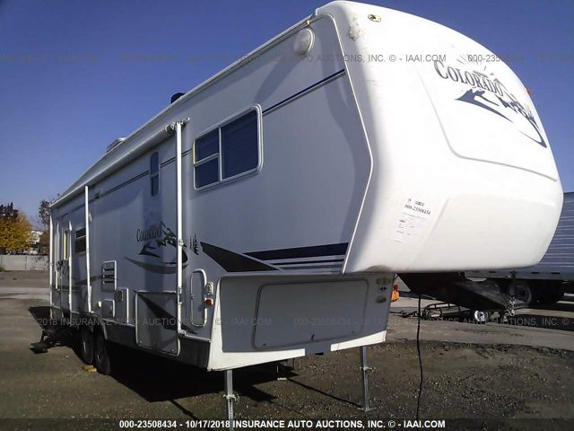click here to view 2005 COLORADO 27RL-M5 at IBIDSAFELY
