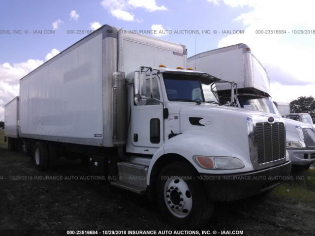 click here to view 2012 PETERBILT 330 at IBIDSAFELY