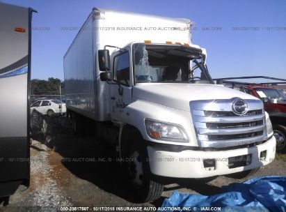 Salvage HINO for sale