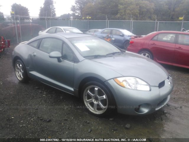 click here to view 2007 MITSUBISHI ECLIPSE at IBIDSAFELY