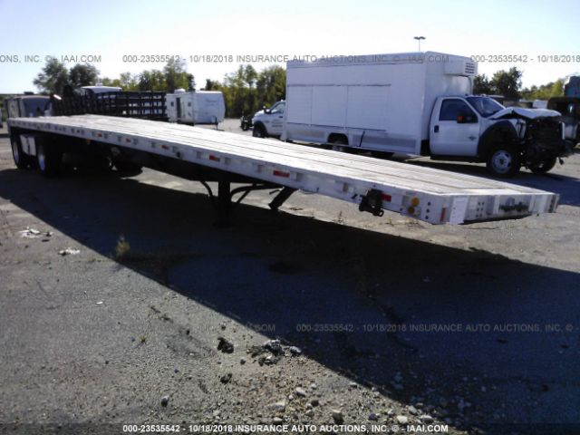 click here to view 1993 WILSON TRAILER CO FLATBED at IBIDSAFELY