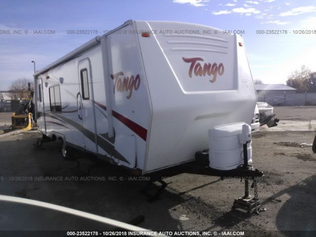 click here to view 2011 TANGO TANGO 256R at IBIDSAFELY