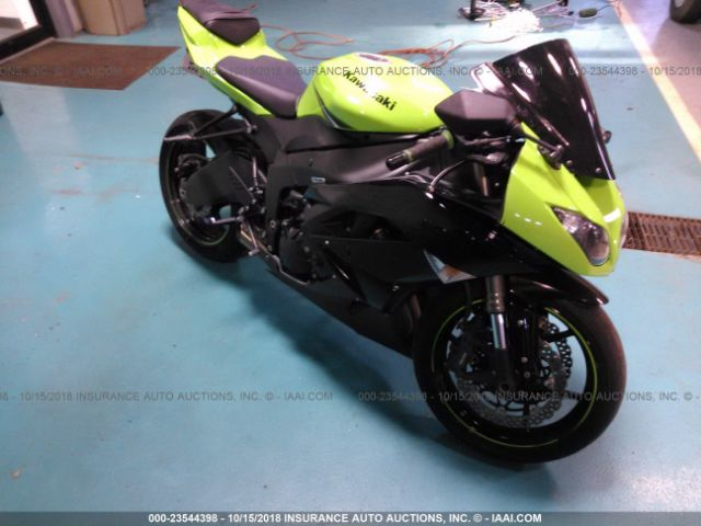 click here to view 2011 KAWASAKI ZX600 at IBIDSAFELY
