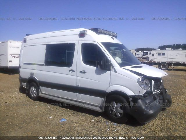 click here to view 2015 MERCEDES 2500 SPRINTER at IBIDSAFELY