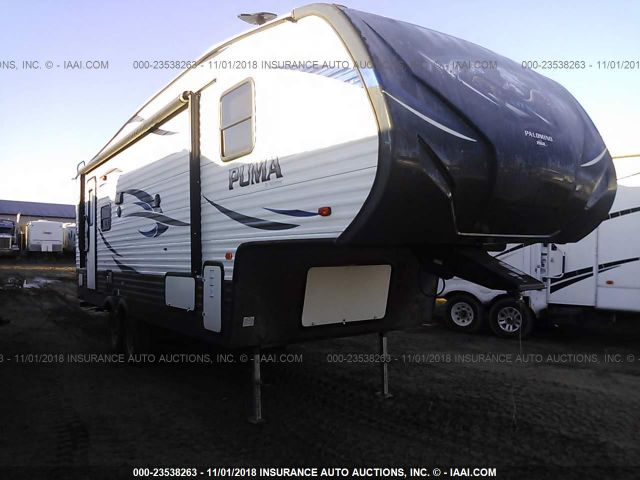 click here to view 2018 FOREST RIVER PUMA 27  253FBS at IBIDSAFELY