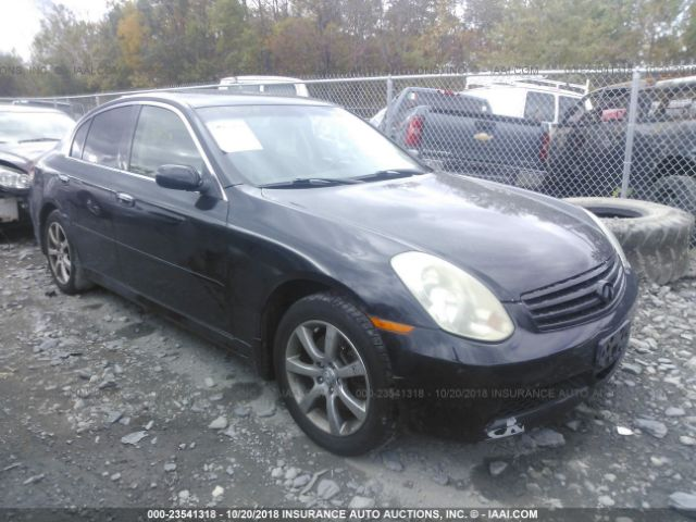 click here to view 2006 INFINITI G35 at IBIDSAFELY