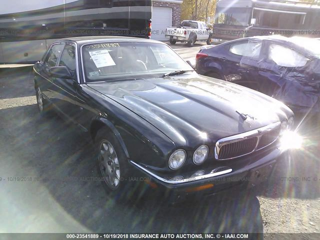 click here to view 2001 JAGUAR XJ8 at IBIDSAFELY