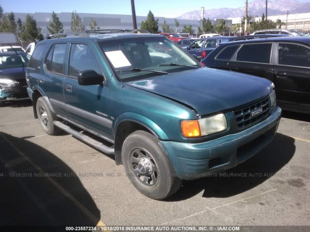 click here to view 1999 ISUZU RODEO at IBIDSAFELY