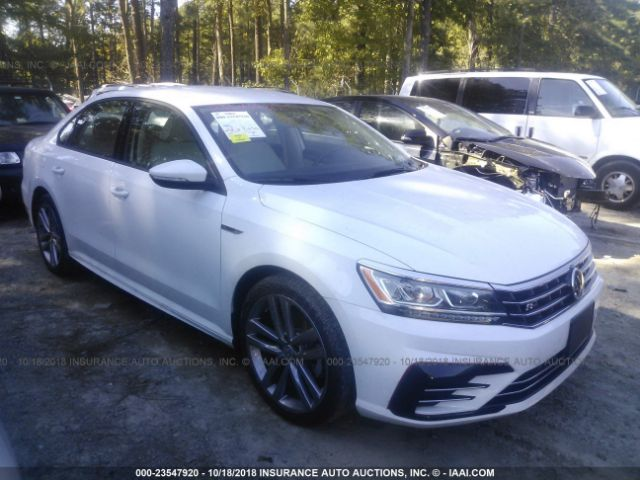click here to view 2018 VOLKSWAGEN PASSAT at IBIDSAFELY