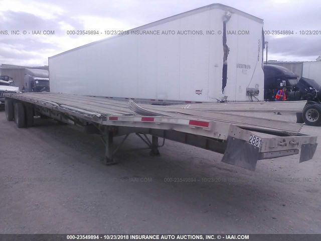 1992 TRANSCRAFT CORP FLATBED - Small image. Stock# 23549894