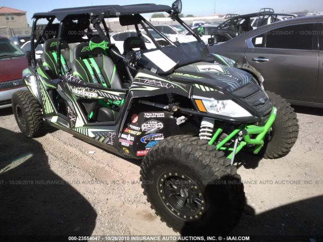 click here to view 2016 ARTIC WILDCAT - UTV SIDE BY SIDE at IBIDSAFELY