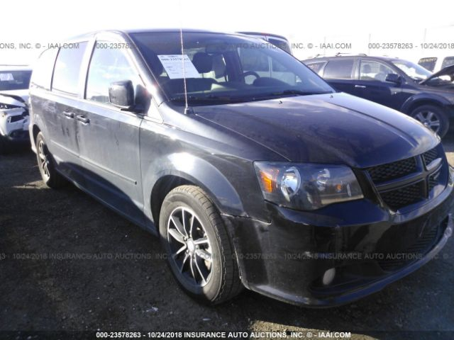 2017 DODGE GRAND CARAVAN - Small image. Stock# 23578263