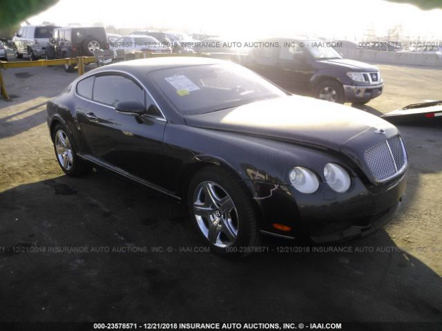 click here to view 2005 BENTLEY CONTINENTAL at IBIDSAFELY