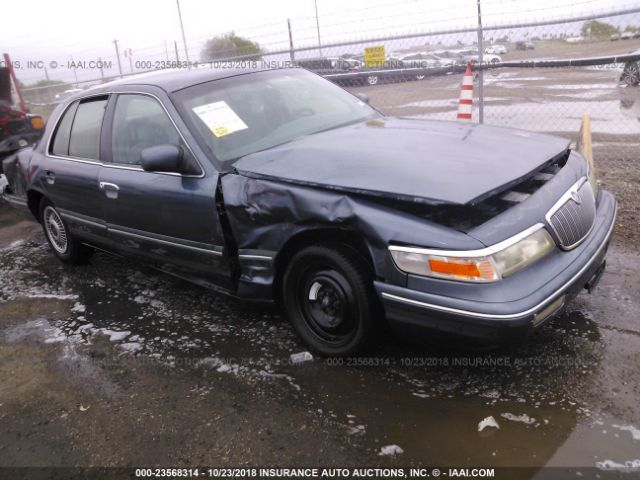 click here to view 1997 MERCURY GRAND MARQUIS at IBIDSAFELY