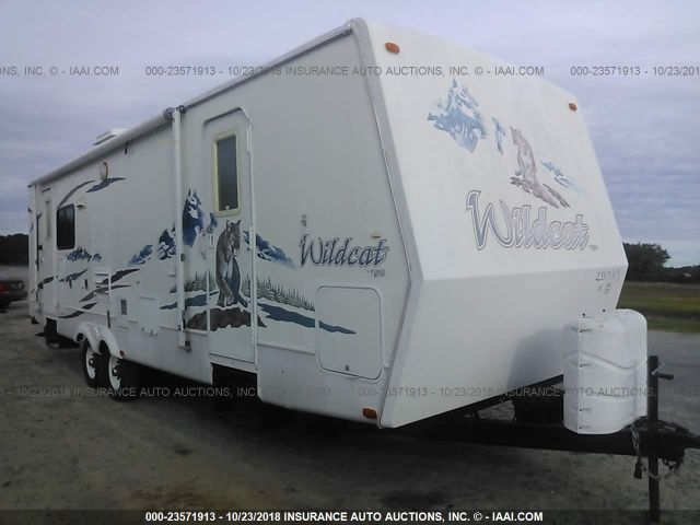 2006 WILDCAT TRAVEL TRAILER - Small image. Stock# 23571913