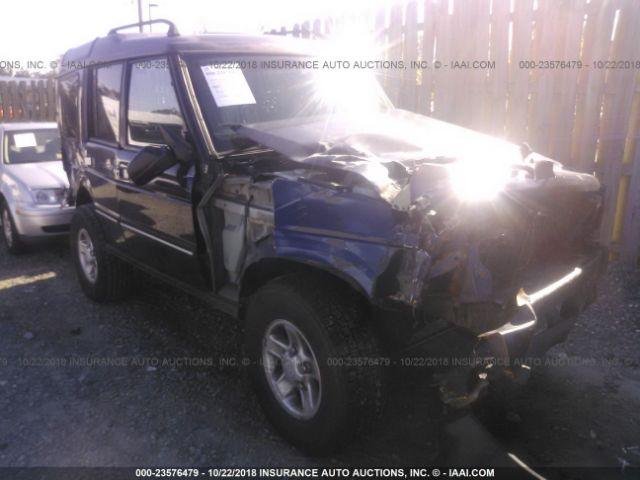 click here to view 1998 LAND ROVER DISCOVERY at IBIDSAFELY