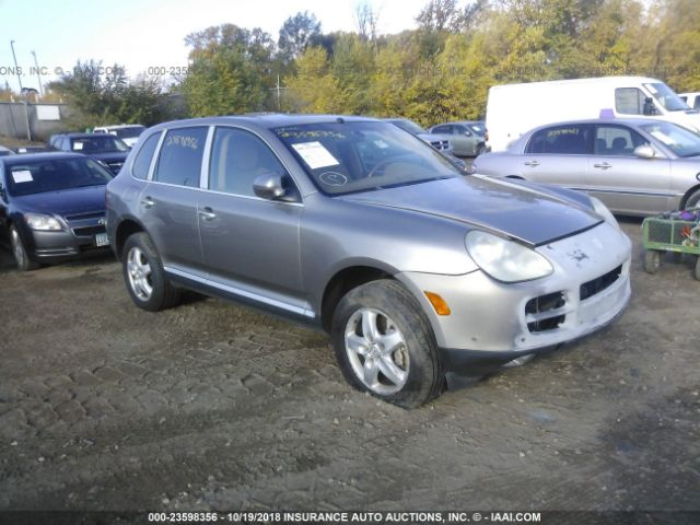 click here to view 2004 PORSCHE CAYENNE at IBIDSAFELY