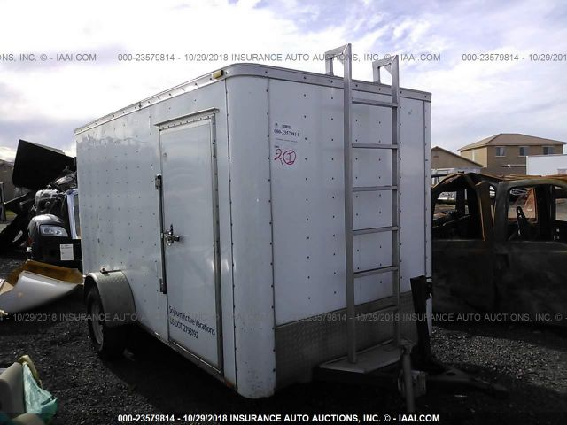 click here to view 2008 CARGO TRAILER 12FT ENCLOSED at IBIDSAFELY