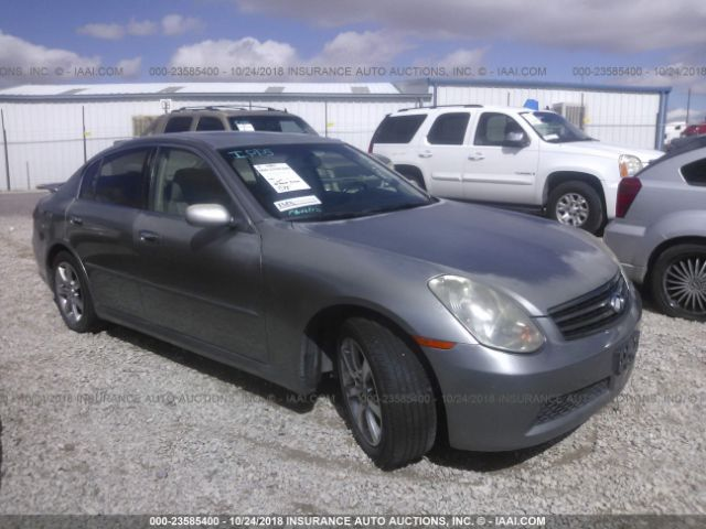 click here to view 2005 INFINITI G35 at IBIDSAFELY