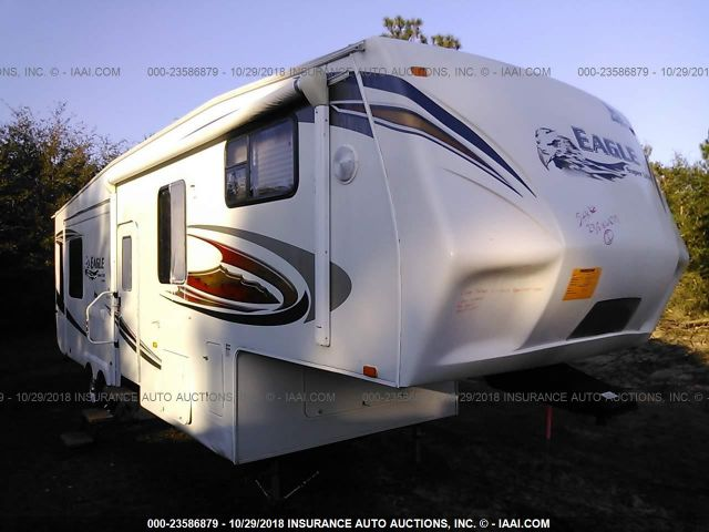 2011 JAYCO 32' 5TH WHEEL CAMPER - Small image. Stock# 23586879