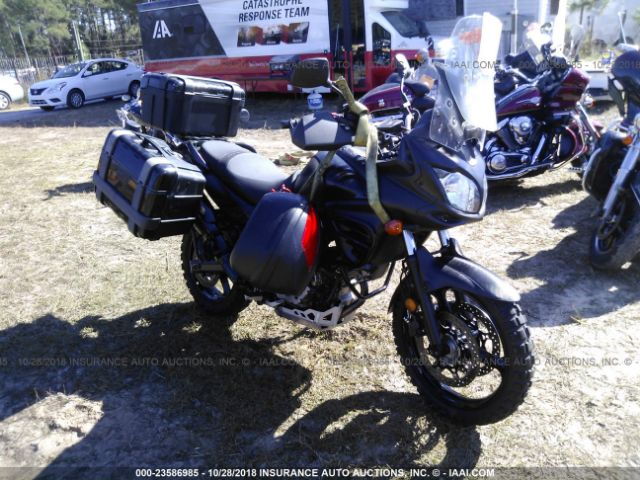 click here to view 2012 SUZUKI DL650 at IBIDSAFELY