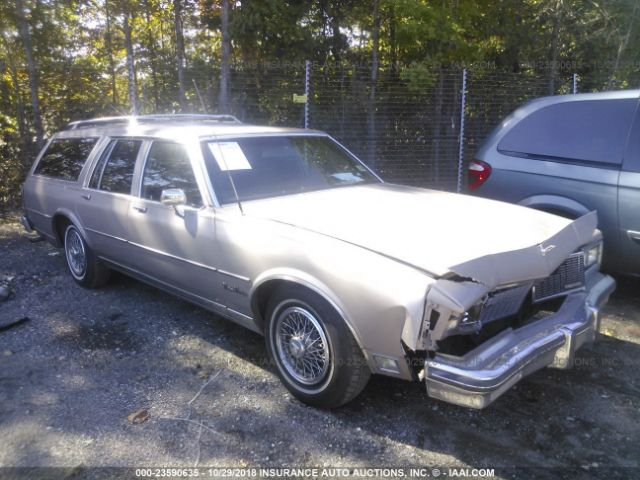 click here to view 1984 OLDSMOBILE CUSTOM CRUISER at IBIDSAFELY