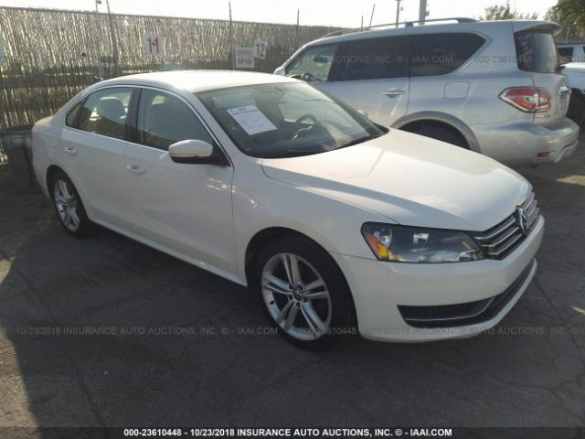click here to view 2014 VOLKSWAGEN PASSAT at IBIDSAFELY