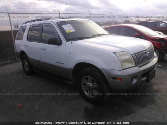 click here to view 2002 MERCURY MOUNTAINEER at IBIDSAFELY